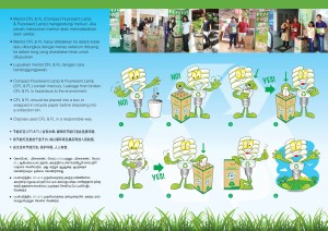 CFL & FL Recycle Programme Leaflet FA B c